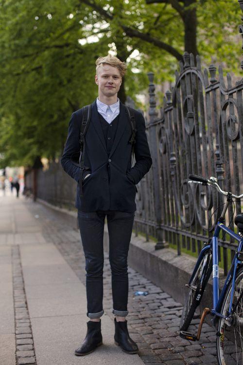 Mens Danish Clothing