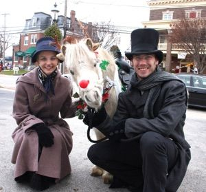 Welcome to Malvern's Victorian Christmas December 2 5:30 to 8:30 PM FREE to all with carriage rides, hay rides, performances and the Merry Town of Malvern all decked out for the holidays and of course Santa will be there too!