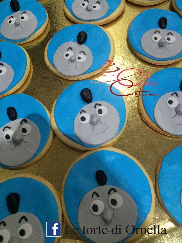 #biscotti# #trenino# #thomas#