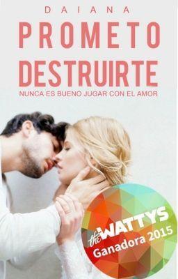 "Deberías leer "" Prometo Destruirte | ✓ "" en #Wattpad #novelajuvenil"