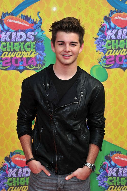 Jack Griffo at the Nick Choice Awards