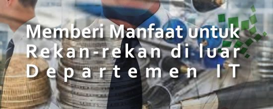 Data Center Tier III Jakarta - Indonesia: Memberi Manfaat untuk Rekan-rekan di luar Departem...
