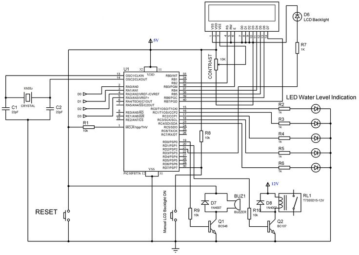 and fader led circuits using ic 555 electronic circuit projects