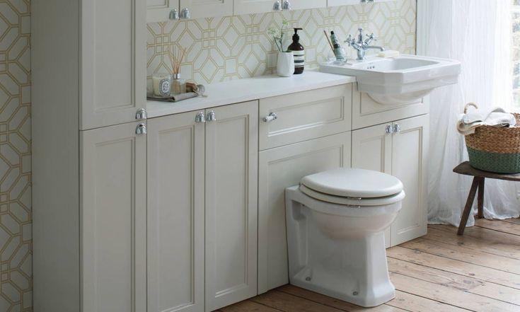 Inbouwmeubelen badkamer Burlington Bathrooms