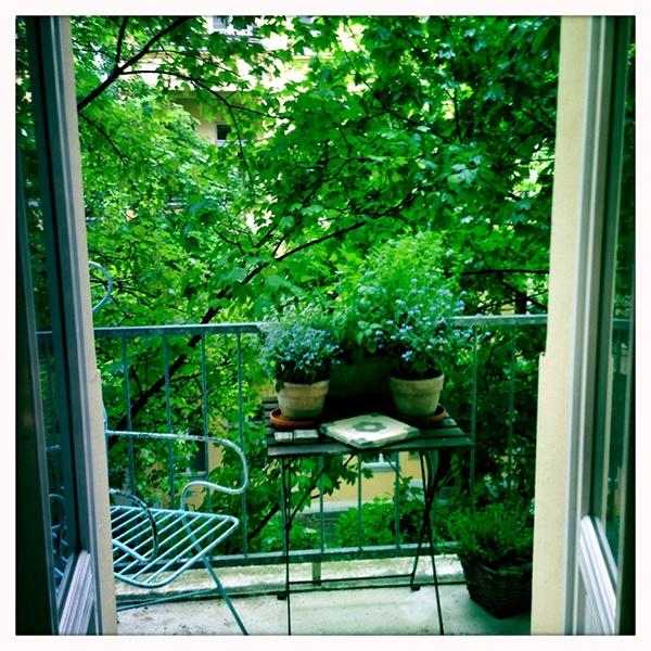 raetherei: Mein kleiner Balkon - My Castle #21