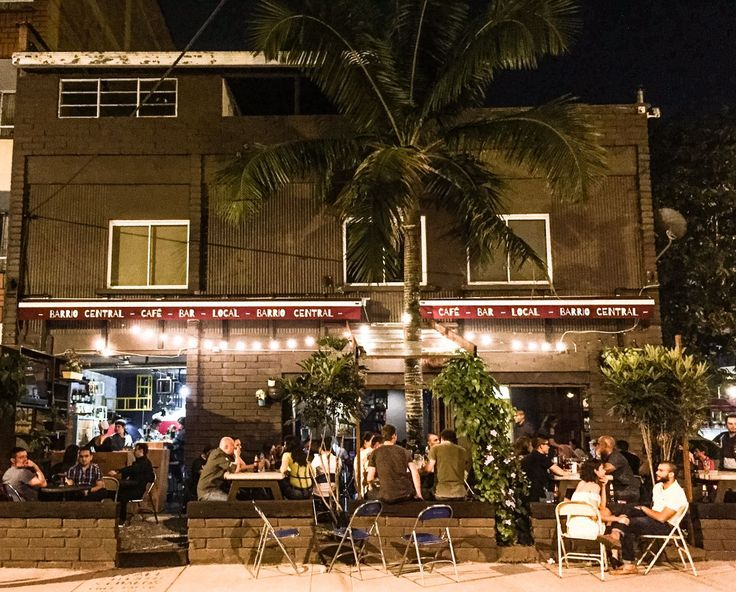 Join the Medellin Living November Meetup at Barrio Central in Laureles