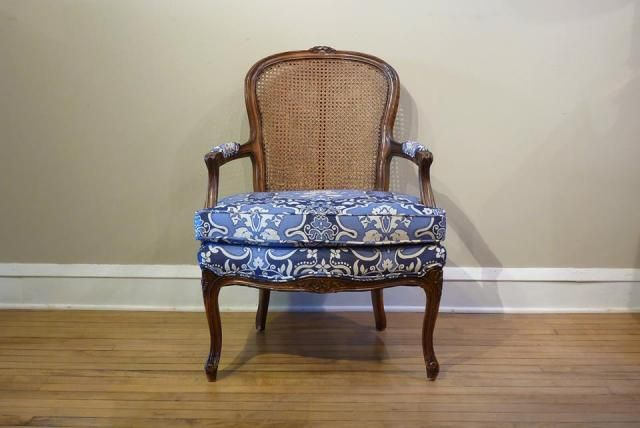 French Armchair by Time Treasures