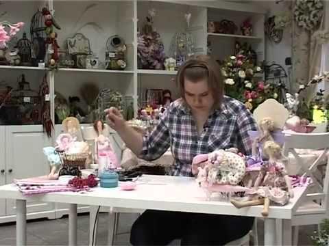 Кукла Тильда мастер класс Tilda Мастер класс Улитка Тильда
