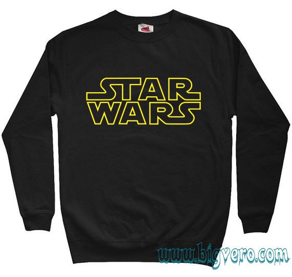 Star Wars Symbol Sweatshirt Size S-XXL //Price: $29.00    #clothing #shirt #tshirt #tees #tee #graphictee #dtg #bigvero #OnSell #Trends #outfit #OutfitOutTheDay #OutfitDay