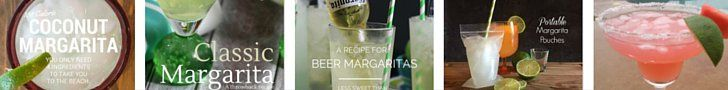 My Favorite Low-Cal Coconut Margarita Recipe