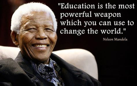 Education is the most powerful weapon which you can use to change the world.#Alagappa #Institute #of #Technology.