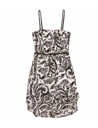 Alice + Olivia - BIJOU SILK JACQUARD DRESS - mytheresa.com GmbH