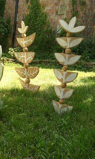 Céramique d\'Art Magali Mas: Nouveautés: Poésies de jardin | déco ...