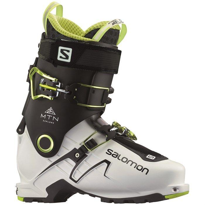 Salomon - MTN Explore Alpine Touring Ski Boots 2017