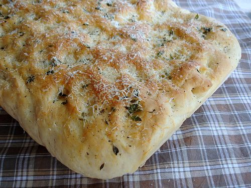 Technicolor Kitchen - English version: Focaccia