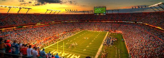 Sun Life Stadium-- Orange Bowl 2014