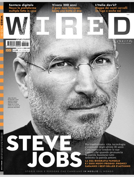 Wired - Steve Jobs