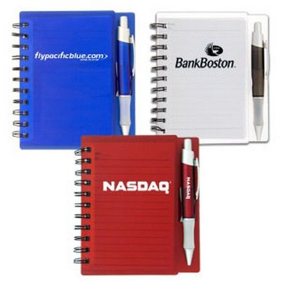 Promotional Banyan Notepad (90 Sheets) Min 100 - Office & Desktop - Notepads - HCL-T5051 - Best Value Promotional items including Promotional Merchandise, Printed T shirts, Promotional Mugs, Promotional Clothing and Corporate Gifts from PROMOSXCHAGE - Melbourne, Sydney, Brisbane - Call 1800 PROMOS (776 667)