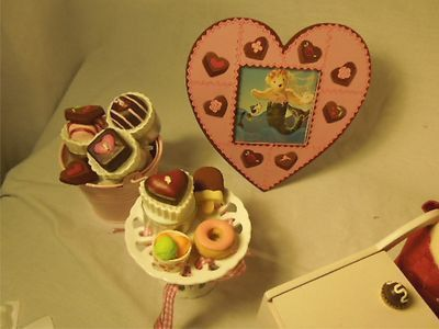 *Muffy vanderBear's  Valentine Candy Factory, Sweets for the Sweet
