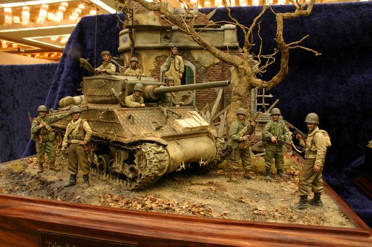 620 best model tanks images on pinterest diorama ideas for Scale model ideas