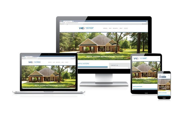 Wastewater Solutions is loving their new responsive website #webdesign #responsiveweb #onlinemarketing