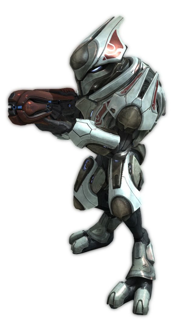 Halo reach elite ultra halo pinterest halo reach and - Master chief in halo reach ...