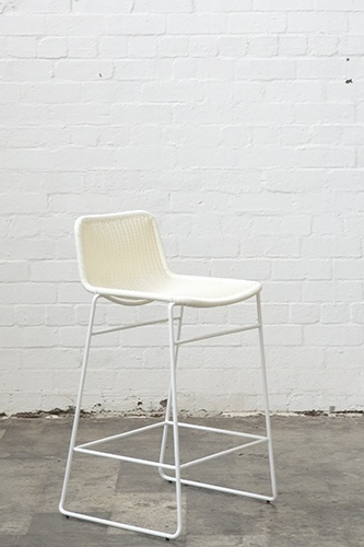 wicker. white or black suitable both indoor and out mark Tuckey