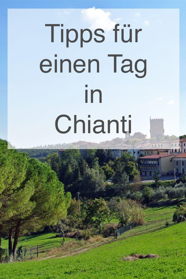 Reisebericht: Ein Tag in Chianti – Reisetipp von – Pia