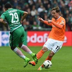 Bundesliga - Matchday 23 - Werder Bremen vs SV Darmstadt 98