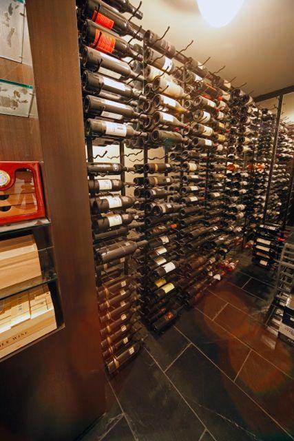 O2 Developments- Bearspaw renovation- Wine cellar