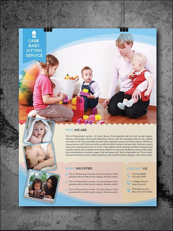 Best 25+ Babysitting flyers ideas on Pinterest Babysitting - advertising flyer template