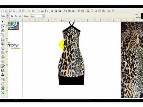 Digital Fashion Pro is a powerful fashion design software system that creates professional fashion sketches that are above & beyond industry standards plus it's easy to use. With DF-Pro clothing templates and fabrics - designs can be created quickly and efficiently. Even a person who has never designed before will find it easy to design with DF-Pro. DF-Pro is used by schools, companies, professional designers and beginners from around the world.