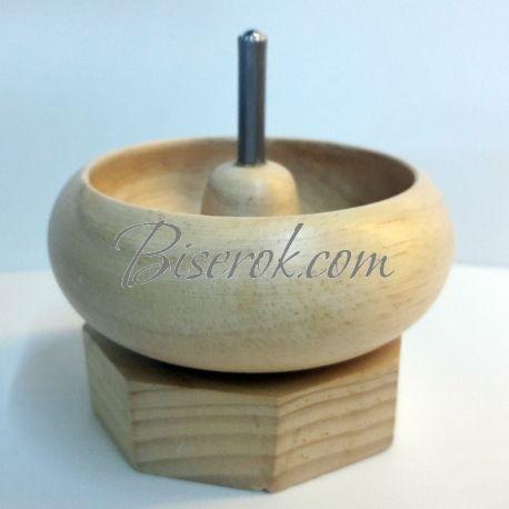 Спиннер (spinner) для нанизывания бисера. Beadalon
