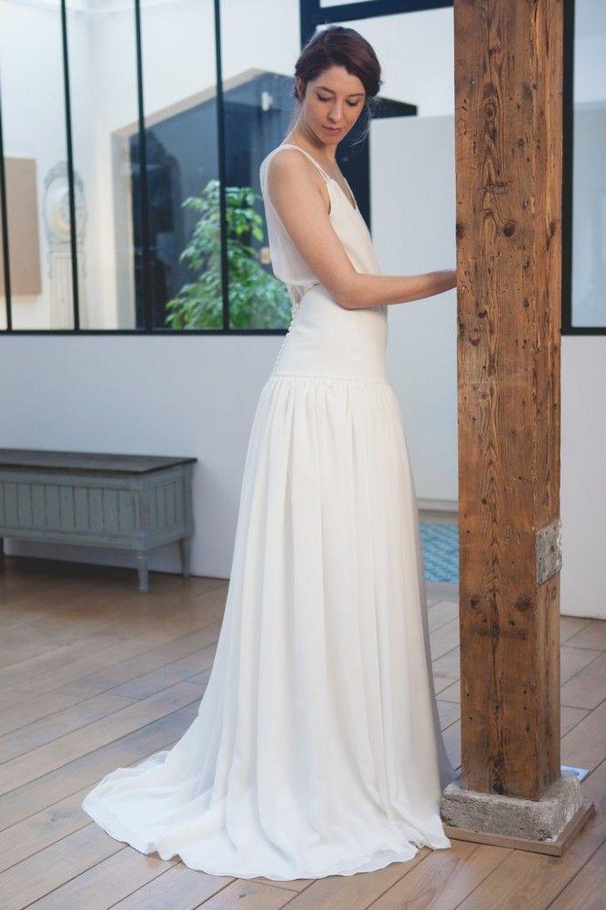 mathilde marie créatrice de robes de mariée mathilde marie robe de ...