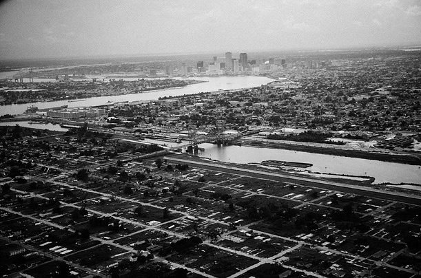 New Orleans Katrina Hurricane Rita