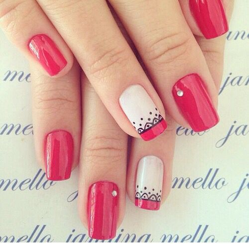 Image shared by Soraia Oliveira. Find images and videos about nails and girl on We Heart It - the app to get lost in what you love.
