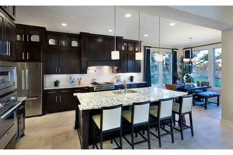 Crossings At Twin Creeks by Standard Pacific Homes in Cedar Park, Texas