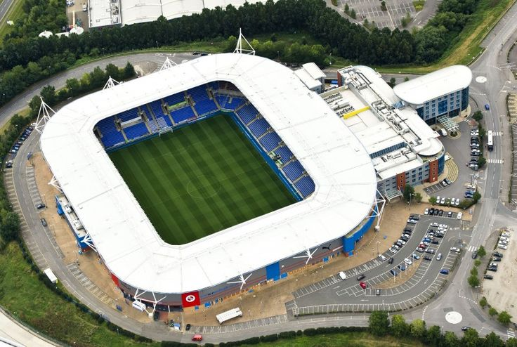 Madejski Stadium - Reading