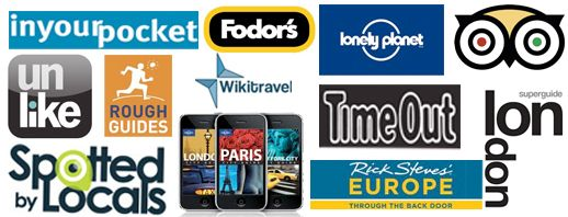Our review of the best & most popular travel guide books and online destination guides for visiting Europe.