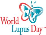 May 10 is World Lupus Day. Join us and help raise awareness of #lupus. #WorldLupusDay