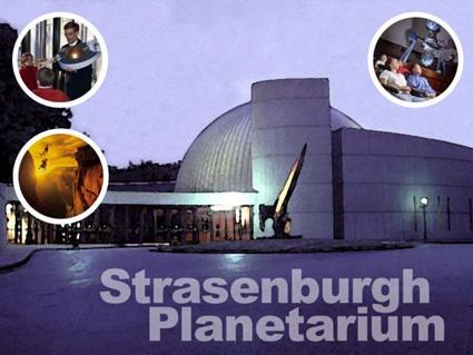 Strasenburgh Planetarium in Rochester, NY