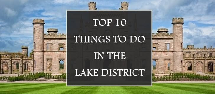 If your visiting the Lake District and you are looking for ideas of what to do, naturally call in and see us we are open all weekend Sat 9-5.30, Sun 10-4, Mon 10-4. We have also put together a list of things to do in the Lake District for you.
