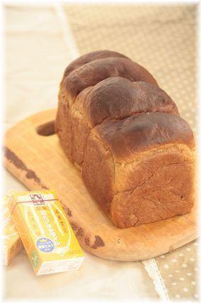キャラメルコーヒー食パン