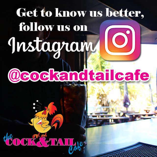 Followus on #Instagram! #Checkin & tag your #photos! Stay up to date with our latest and greatest #specials & #promotions. #Margate