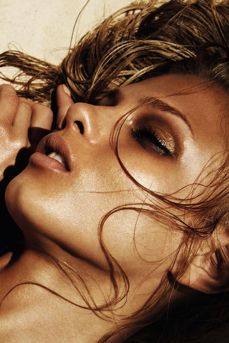 anna selezneva by marcus ohlsson for harper's bazaar germany june / july 2015