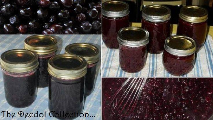 Granny's Huckleberry Jam.... https://grannysfavorites.wordpress.com/2016/08/20/grannys-huckleberry-jam/