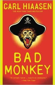 Bookwi.se Contributor Emily Flury reviews Carl Hiaasen's most recent, Bad Monkey