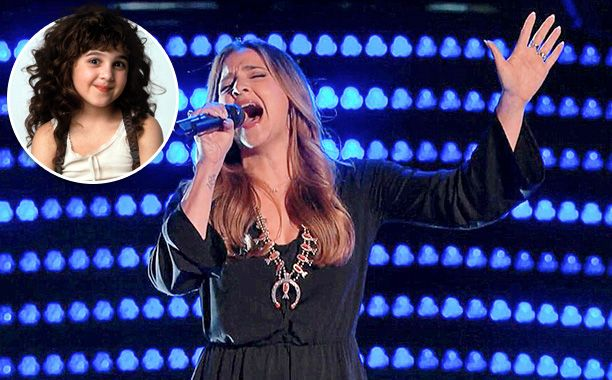 """Agoura Hills Resident and former child star Alisan Porter, best known for playing the title character in Curly Sue, shocked The Voice judges in a new clip from season 10. In her blind audition, Porter earns a four-chair turn -- and a standing ovation -- for her performance of """"Blue Bayou."""""""