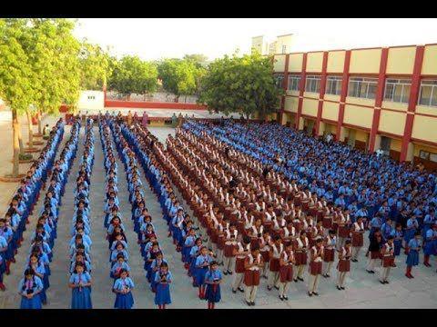 Sophia school bikaner annual function 2017