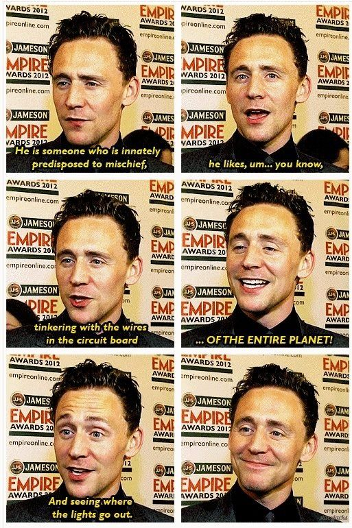 hahaha his face in the last frame!